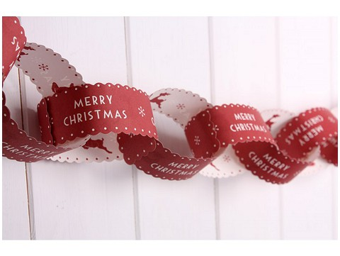 paperchains christmas