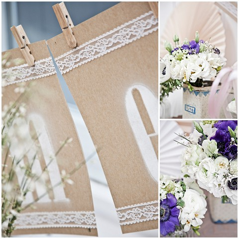 Events with love rustic chic wedding