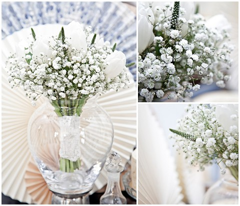 Events with love_shabby chic flowers