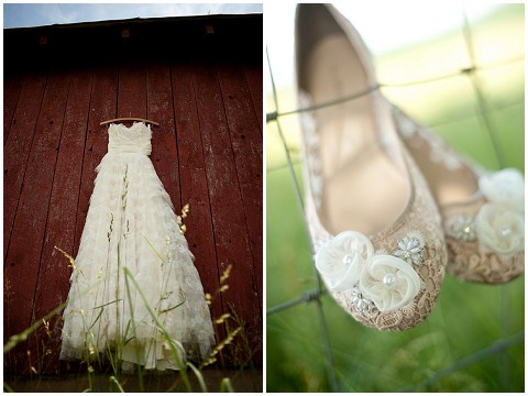 country bridal