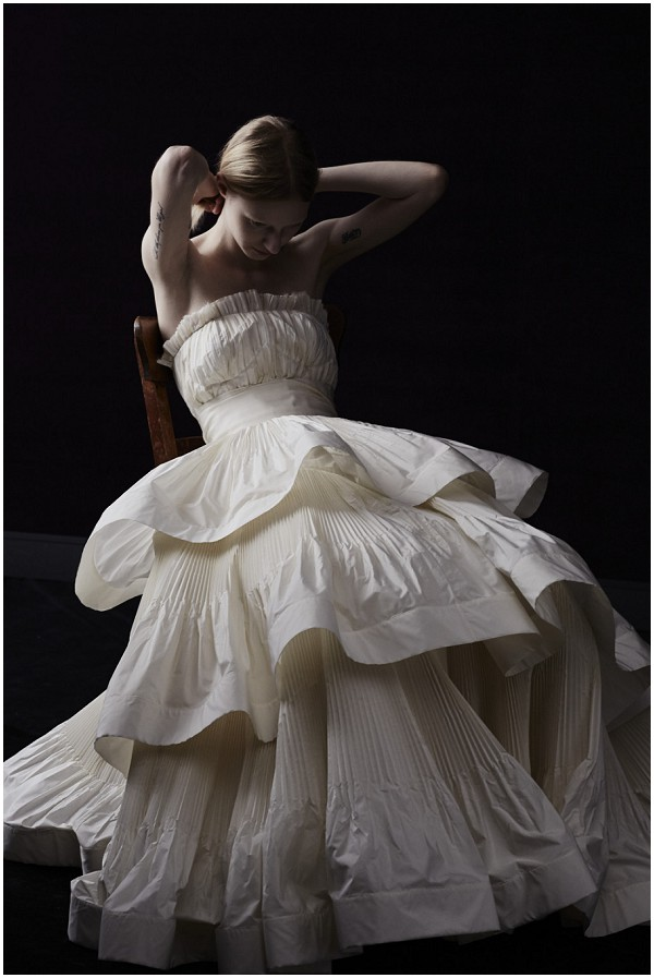 french wedding dress lanvin