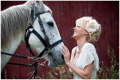 jessica maida horse wedding