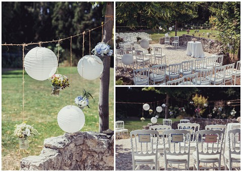 lavender and rose provence wedding