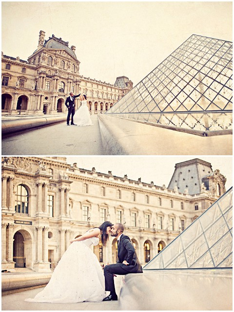 melvin gilbert louvre photography