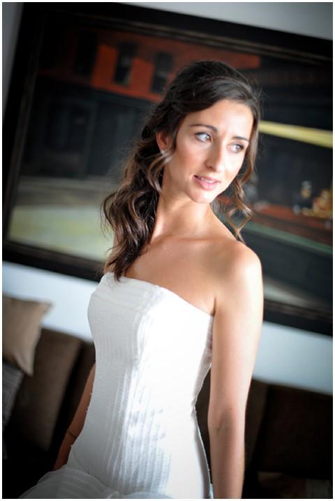 paule KA bride