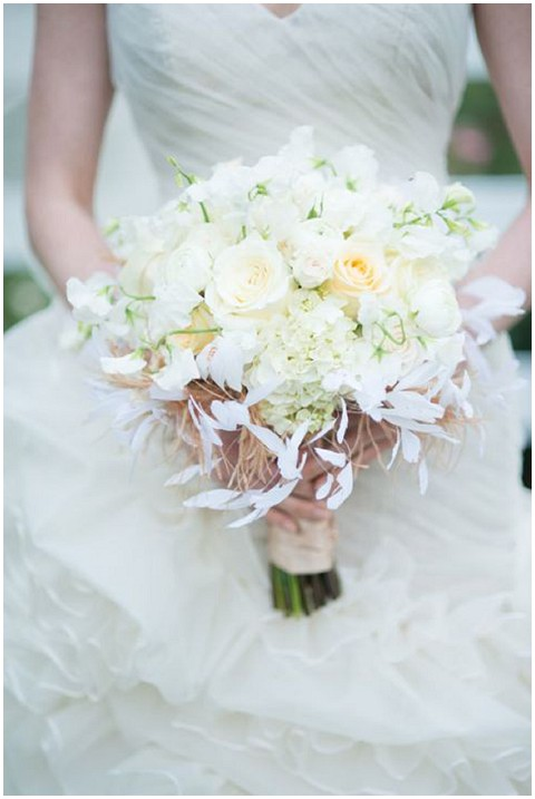 Ace photography bridal flowers
