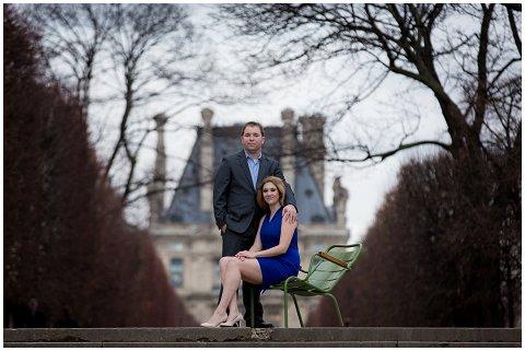 Proposal Paris chateau proposal