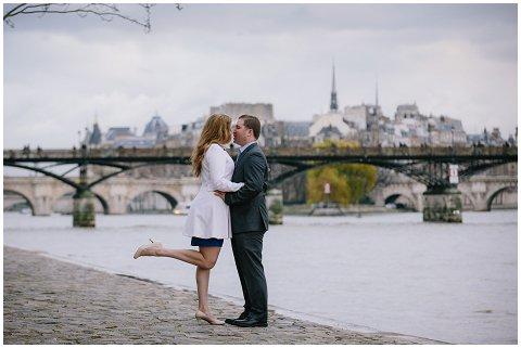Proposal Paris river seine