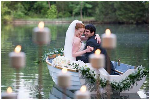boatlake couple