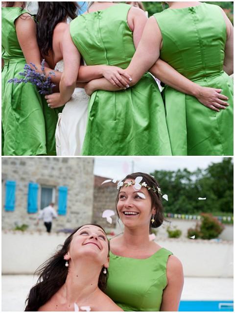 david page green wedding