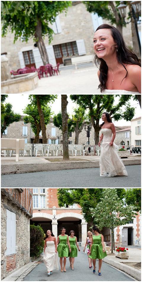 david page wedding france