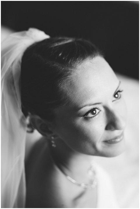 italian glamour bride