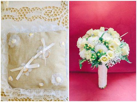 italian wedding flowers