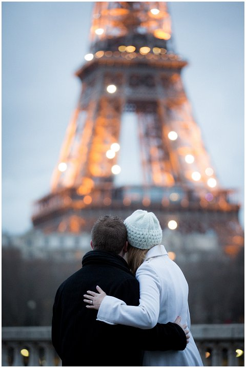 propose at eiffel tower