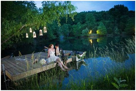 twilight on wedding