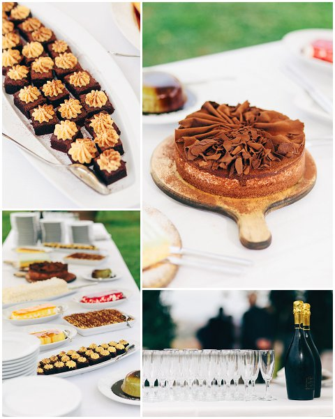 wedding catering italy