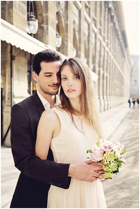 newlywed paris