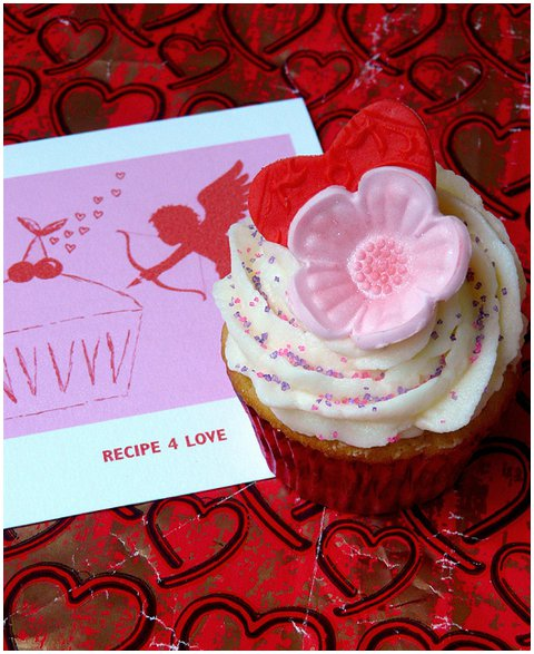 Paris cupcakes withlove