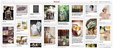 belle bride inspiration board