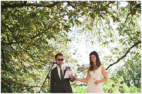 couple wedding speach