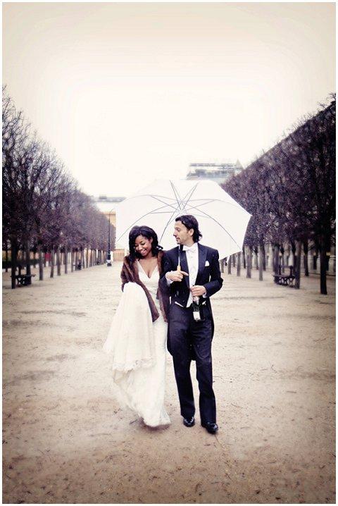 bad weather wedding