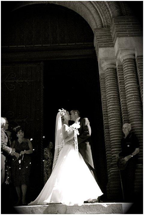 large church wedding france