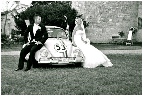lisaallen love bug wedding