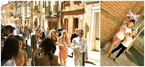 lisaallen wedding in france