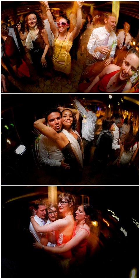 lively wedding entertainment