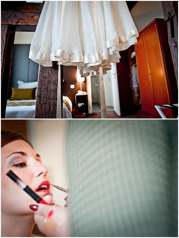bridal make up france