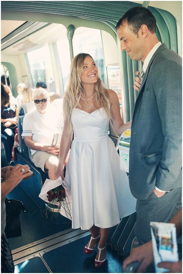 bride tram