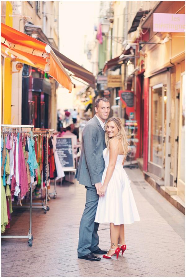 bright wedding photography
