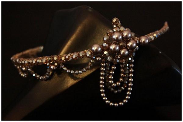 bronze vintage accessories