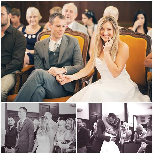 civil ceremony france