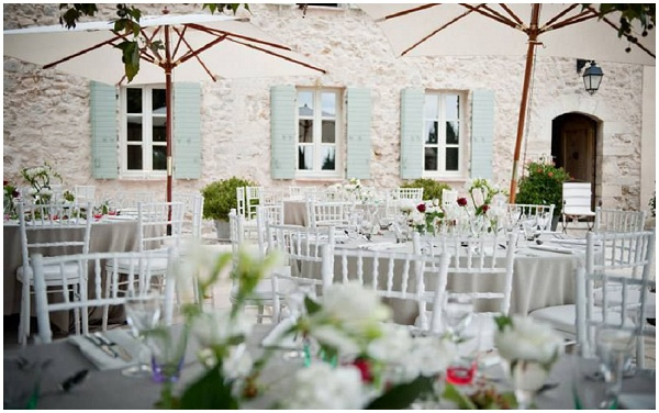 farmhouse wedding venue