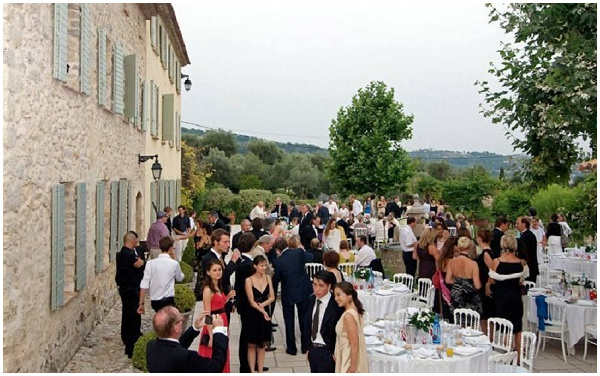 wedding venues south france