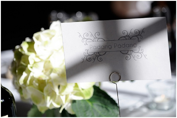 bali wedding theme