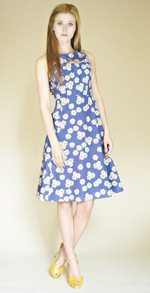 beautiful soul daisy dress