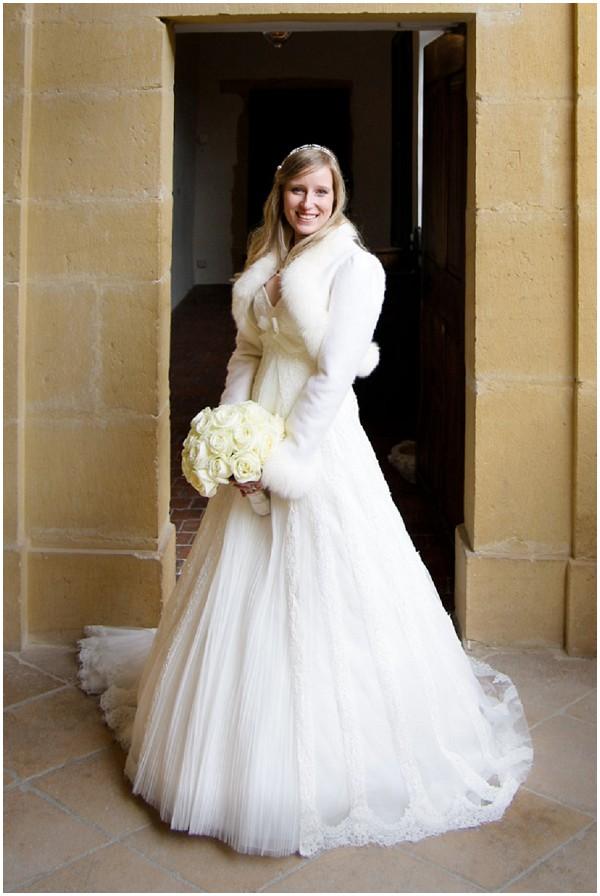 bride winter