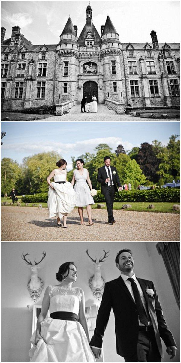 chateau wedding versailles