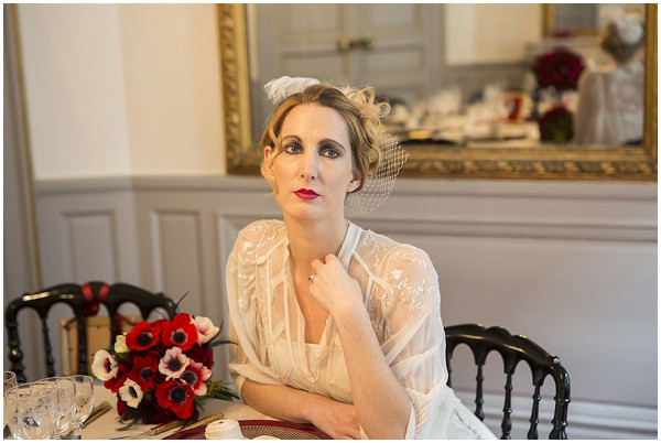 hollywood glamour bride