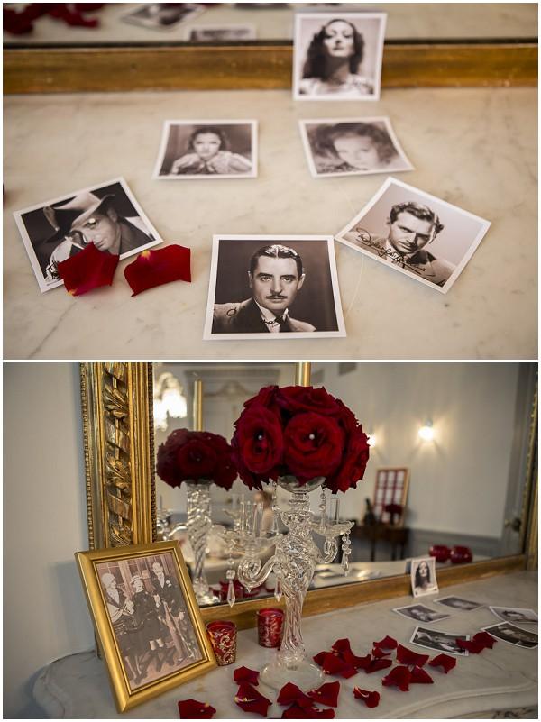 hollywood glamour wedding ideas
