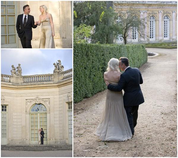 palace of versailles wedding