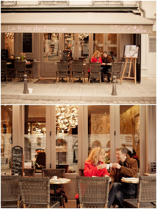 paris cafe photography