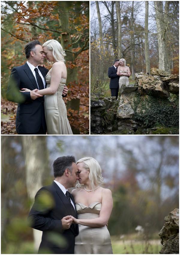 paris garden wedding