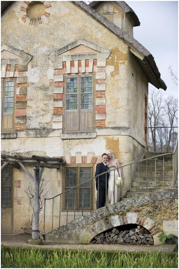 versailles wedding