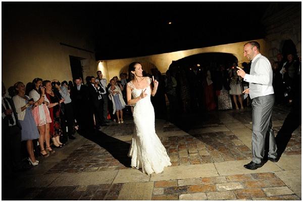 wedding bop