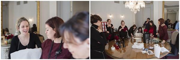 wedding institute students