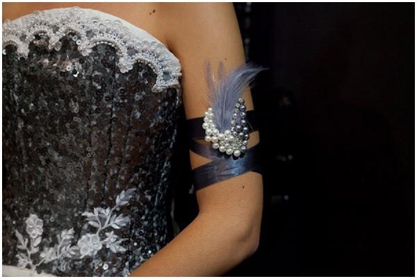 alternative bridal accessories