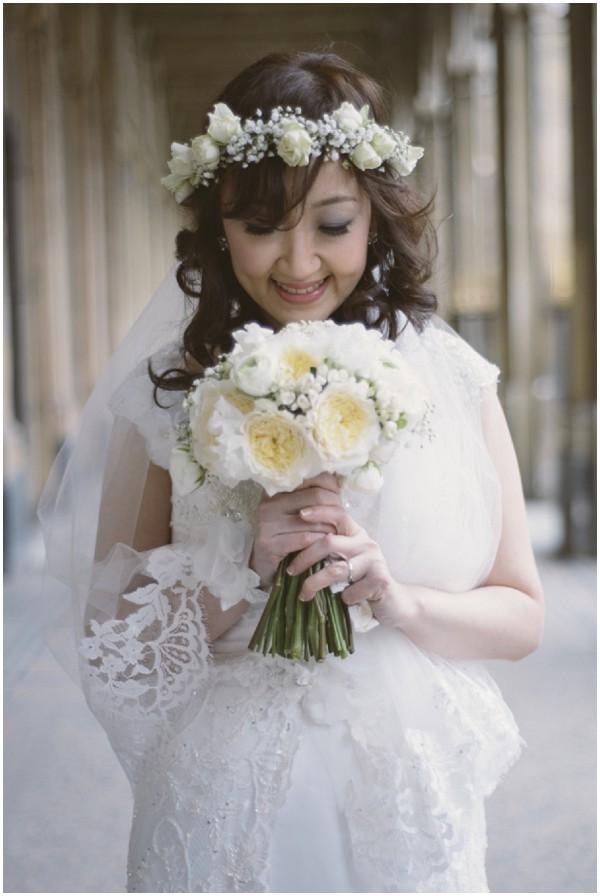boho bride bouquet